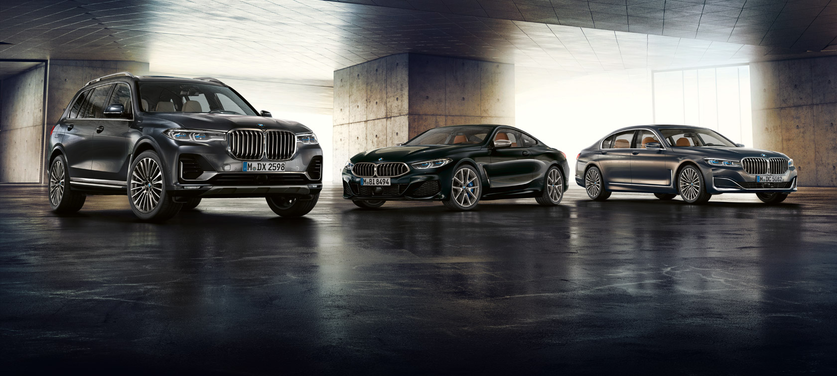 BMW EXCELLENCE CLUB.